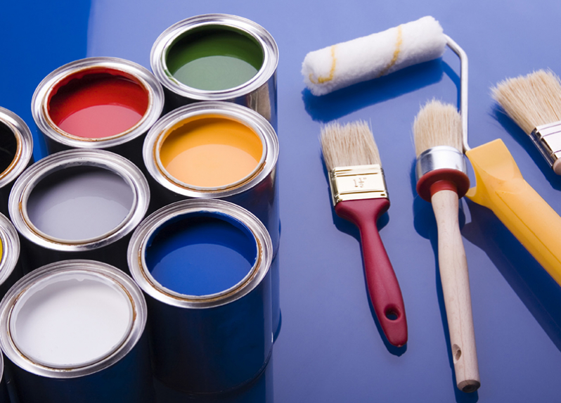 A importância de adquirir ou vender tintas certificadas